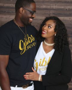 Raleigh Basketball Trainer Kevin Gibbs and Fiance